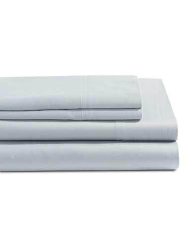 Distinctly Home 4-Piece 300 Thread Count Sheet Set-BLUE-King
