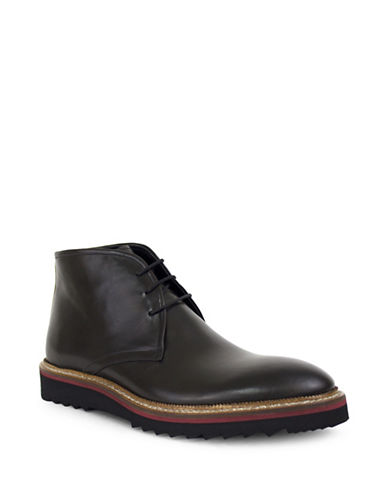 Jay+Dee Man Mack Leather Desert Boot-BLACK-EU 45/US 12
