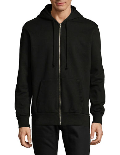 Dom Rebel No Master Cotton Hoodie-BLACK-Small 89762701_BLACK_Small