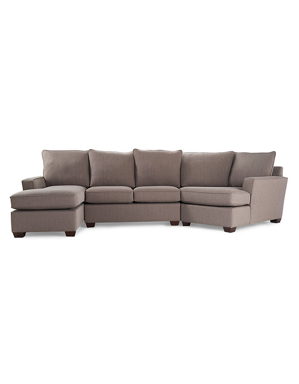 upholstered chairse chaise most released cu furniture double sectional sofas ideas regarding of recently