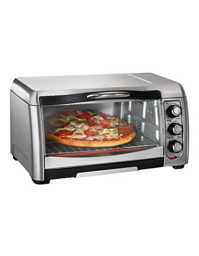 Large Countertop Oven Canada : Hamilton Beach Convection Toaster Oven-STAINLESS STEEL-One Size ...