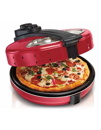 Hamilton Beach Pizza Maker-RED-One Size