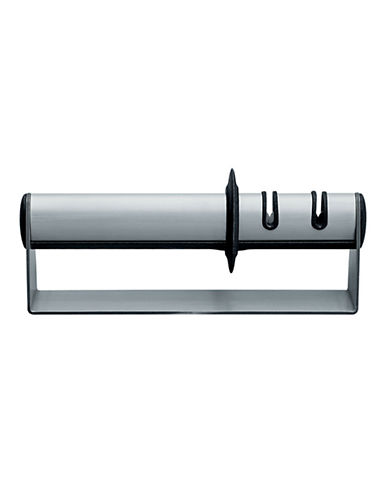 Zwilling J.A.Henckels Twinsharp Select Pull Through Sharpener-SILVER-One Size