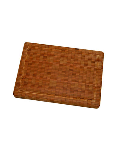 Zwilling J.A.Henckels Twin Bamboo Cutting Board-BROWN-One Size