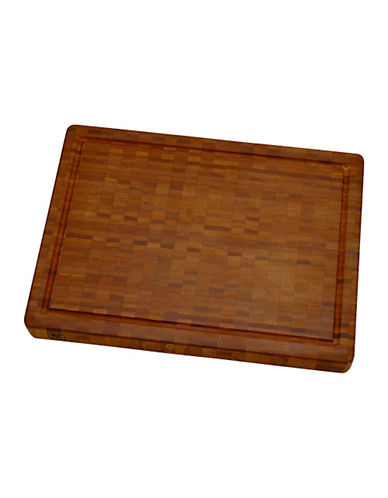 Zwilling J.A.Henckels Twin 420 x 310 x 40mm Bamboo Cutting Board-BROWN-One Size