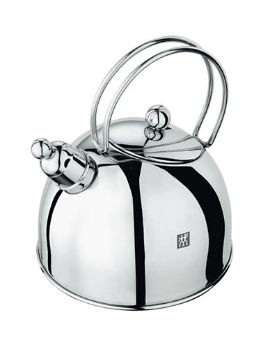 Zwilling J.A.Henckels TWIN Specials Whistling Kettle-SILVER-8in