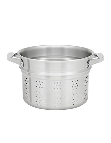 Zwilling J.A.Henckels Truclad 9.5 Inch Pasta Insert-SILVER-One Size