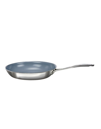 Zwilling J.A.Henckels ZWILLING VISTACLAD 25CM FRY PAN-SILVER-26cm