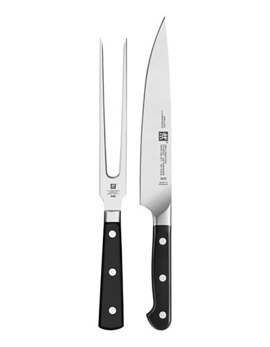 Zwilling J.A.Henckels Pro Carving Set-BLACK-One Size