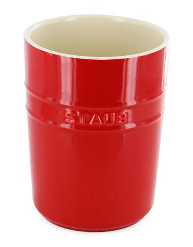 Staub Ceramic Utensil Holder-RED-12