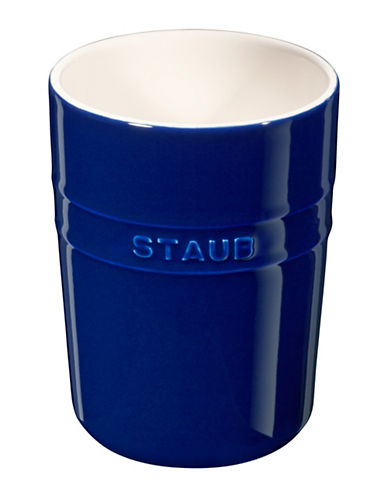 Staub Ceramic Utensil Holder-BLUE-12