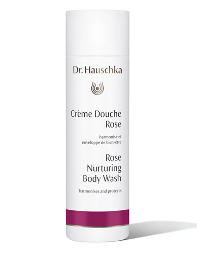 Dr. Hauschka Rose Nurturing Body Wash-NO COLOUR-One Size