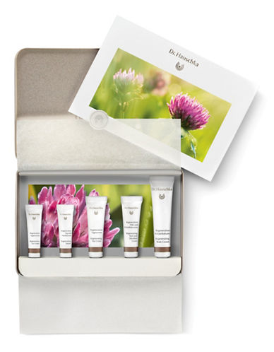 Dr. Hauschka Five-Piece Regenerating Skin Care Set-NO COLOUR-One Size