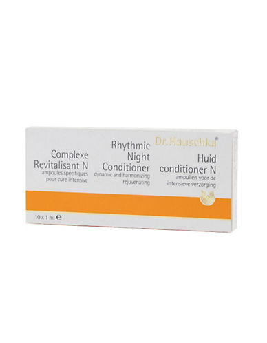 Dr. Hauschka Rhythmic Night Conditioner 10 Amps-NO COLOUR-One Size
