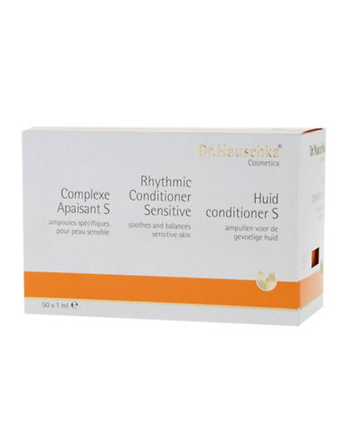 Dr. Hauschka Rhythmic Conditioner Sensitive  50 Amps-NO COLOUR-50 ml