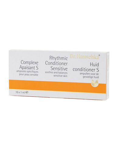 Dr. Hauschka Rhythmic Conditioner Sensitive 10 Amps-NO COLOUR-10 ml