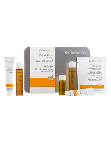 Dr. Hauschka Daily Face Care Kit, Oily Skin-NO COLOR-One Size