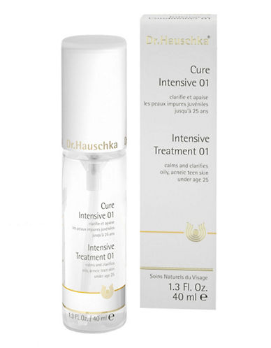 Dr. Hauschka Intensive Treatment 01 40 Ml-NO COLOR-40 ml