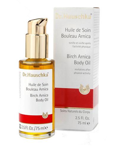 Dr. Hauschka Bircharnica Body Oil 75 Ml-NO COLOR-75 ml