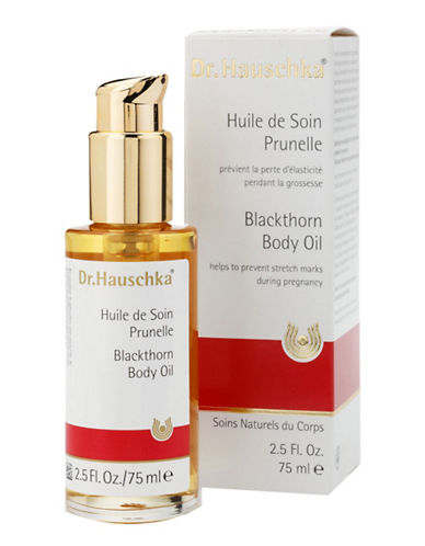 Dr. Hauschka Blackthorn Body Oil 75 Ml-NO COLOR-75 ml