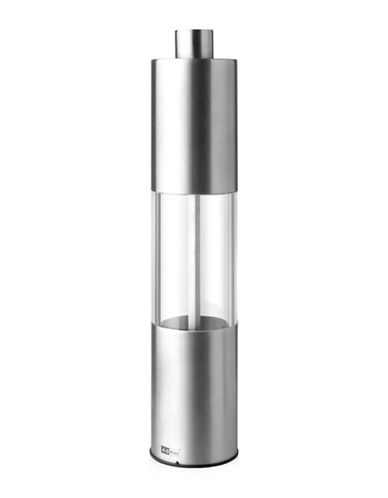 Adhoc Salt and Pepper Mill-STAINLESS STEEL-One Size