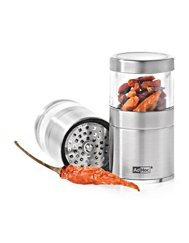 Adhoc Voyage Mini Chilli Cutter-STAINLESS STEEL-One Size