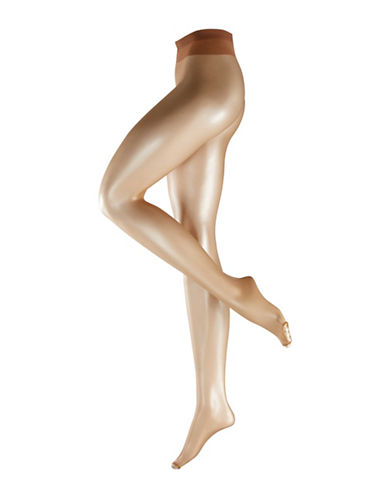 Falke Shelina 12 Toeless Tights-MEDIUM BEIGE-Small