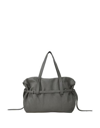 Liebeskind Caribou Shoulder Bag-GREY-One Size