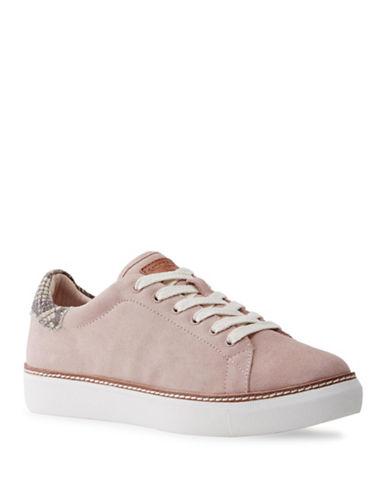 Liebeskind Low-Top Suede Sneakers-LIGHT POWDER-EUR 36/US 6