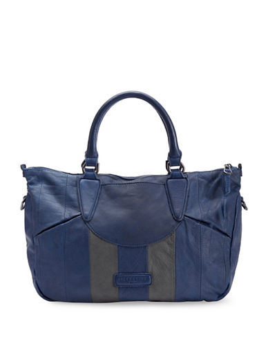 Liebeskind Ester Satchel-BLUE-One Size