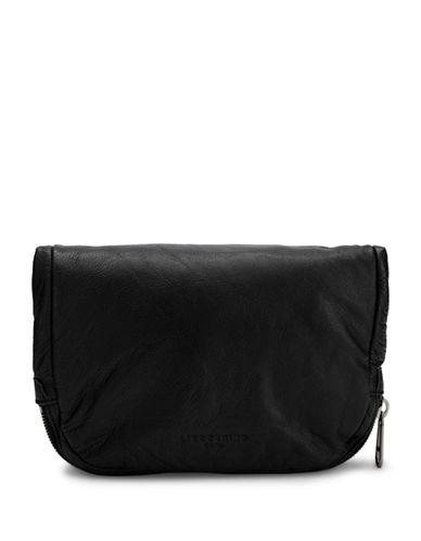 Liebeskind Suzuka Leather Crossbody Bag-BLACK-One Size