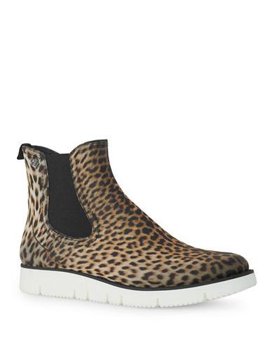 Liebeskind Snake-Print Rain Boots-ANIMAL-EUR 38/US 8