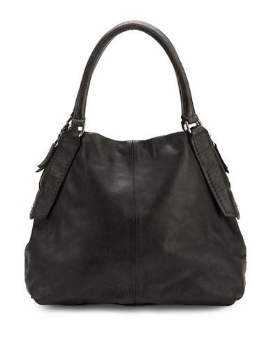 Liebeskind Kumba Leather Tote-BLACK-One Size 88937198_BLACK_One Size