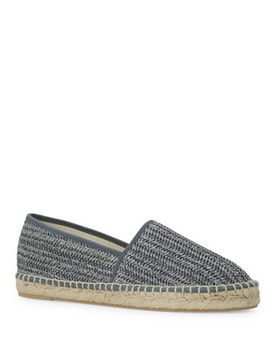 Liebeskind Woven Espadrille Shoes-GREY-EUR 39/US 9