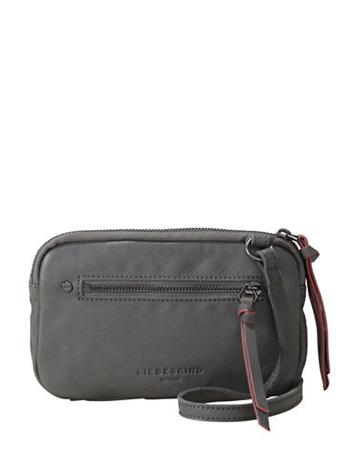 Liebeskind Janina Crossbody Bag-GREY-One Size