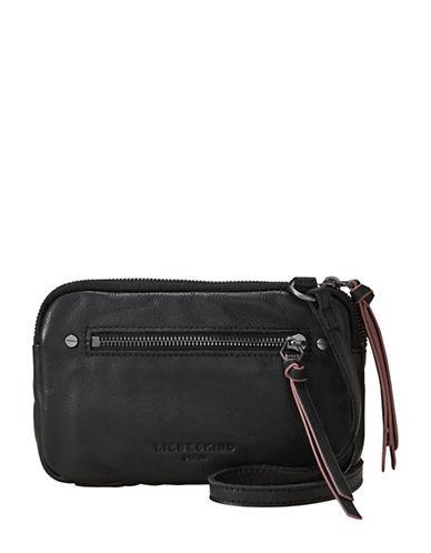 Liebeskind Janina Crossbody Bag-BLACK-One Size