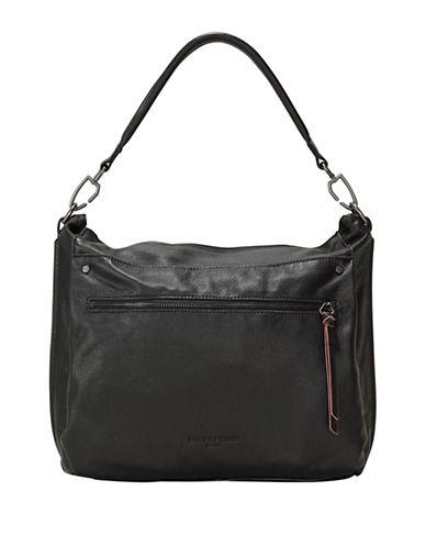 Liebeskind Miramar Sporty Vintage Hobo Bag-BLACK-One Size