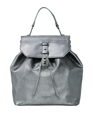 Liebeskind Wisconsin Backpack-GREY-One Size