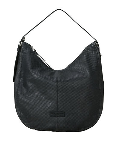 Liebeskind Chatsworth Vintage Crossbody Bag-BLACK-One Size
