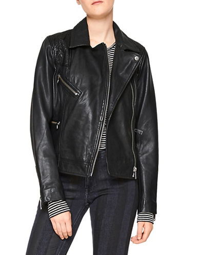 Liebeskind Star Jacket-BLACK-Large