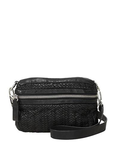 Liebeskind Colorado Leather Crossbody Bag-BLACK-One Size