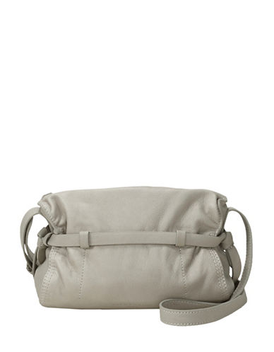 Liebeskind Freemont Leather Shoulder Bag-SAND-One Size
