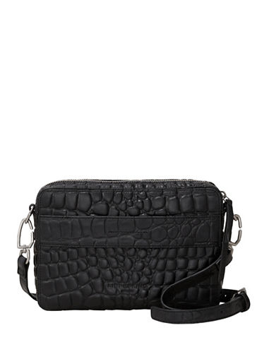 Liebeskind Village Shoulder Bag-BLACK-One Size