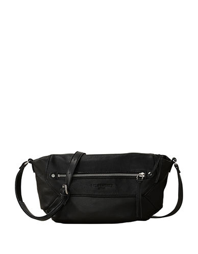 Liebeskind Bronx Shoulder Bag-BLACK-One Size
