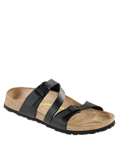 Birkenstock Womens Salina Sandals-BLACK-EUR 36/US 6