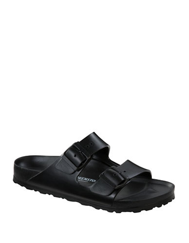Birkenstock Womens Arizona Sandals-BLACK-EUR 36/US 5