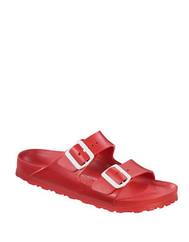 Birkenstock Womens Arizona EVA Sandals-RED-EUR 39/US 8