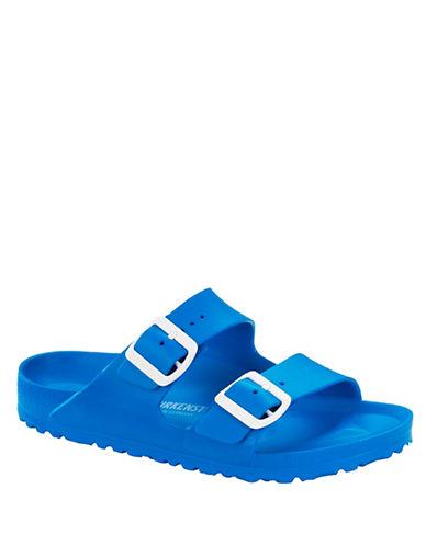 Birkenstock Arizona Sandals-BLUE-EUR 38/US 7