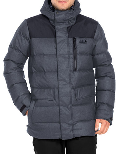 Jack Wolfskin Quilted Jacket-BLACK-Medium 88706355_BLACK_Medium