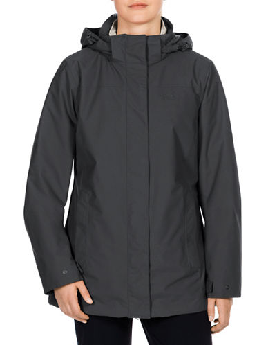 Jack Wolfskin Vernon 3-in-1 Jacket-BLACK-Medium